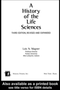 History of the Life Sciences, Revised an