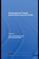Transnational Private Governance and its
