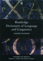 Routledge Dictionary of Language and Lin