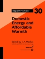 Domestic Energy and Affordable Warmth