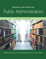 Research Methods for Public Administrato