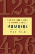 The Chicago Guide to Writing about Numbe