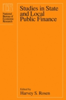 Studies in State and Local Public Financ