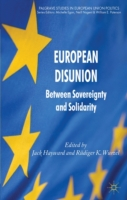 European Disunion
