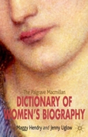 Palgrave Macmillan Dictionary of Women's