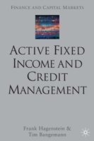 Active Fixed Income and Credit Managemen