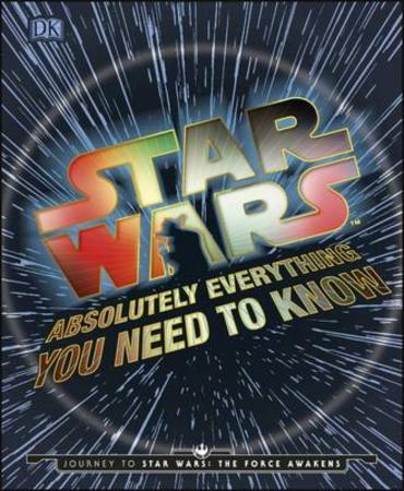 Star Wars Absolutely Everything You Need