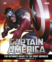 Captain America The Ultimate Guide to th