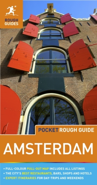 Pocket Rough Guide Amsterdam