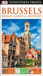 DK Eyewitness Travel Guide Brussels, Bru