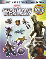Guardians of the Galaxy Ultimate Sticker