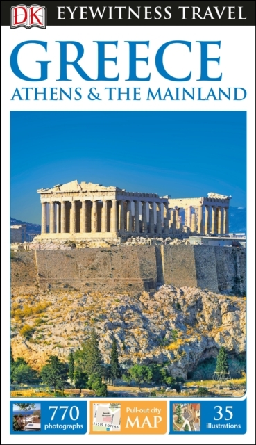 DK Eyewitness Travel Guide Greece, Athen