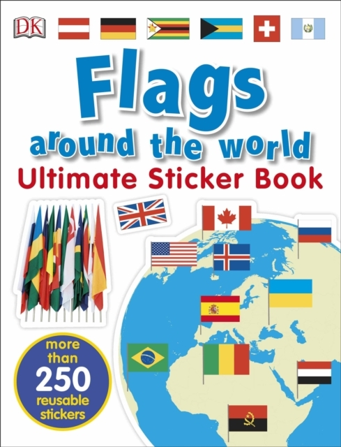 Flags Around the World Ultimate Sticker