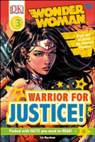 DC Wonder Woman Warrior for Justice!