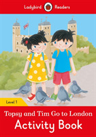 Topsy and Tim: Go to London Activity Boo
