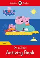 Peppa Pig: On a Boat Activity Book- Lady