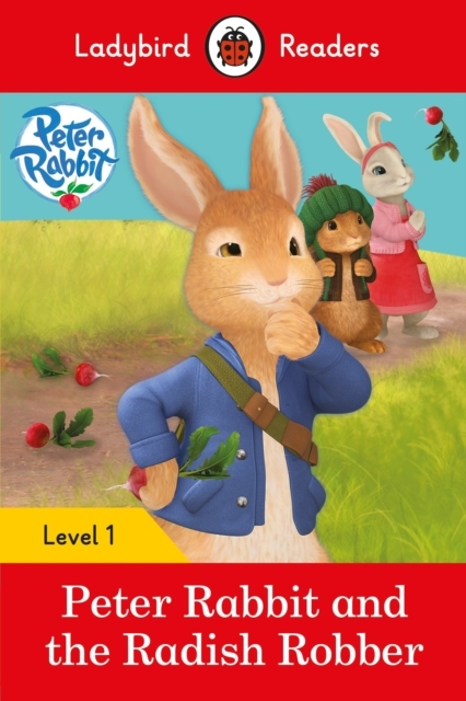 Peter Rabbit and the Radish Robber - Lad