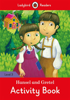 Hansel and Gretel Activity Book - Ladybi