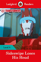 Transformers: Sideswipe Loses His Head -