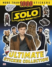 Solo A Star Wars Story Ultimate Sticker