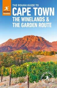 Rough Guide to Cape Town, Winelands & Ga