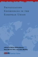 Privatization Experiences in the Europea