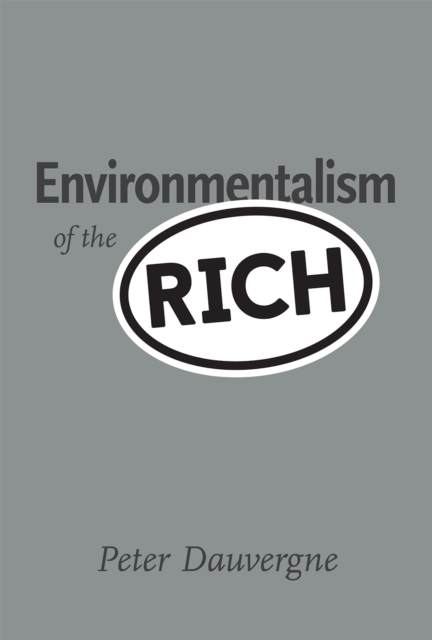 Environmentalism of the Rich
