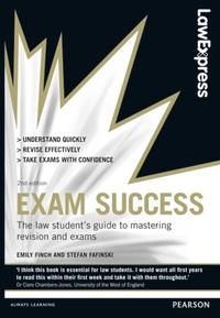 Law Express: Exam Success (Revision Guid