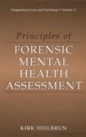 Principles of Forensic Mental Health Ass