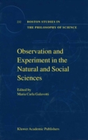 Observation and Experiment in the Natura