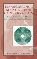 Archaeologist's Manual for Conservation