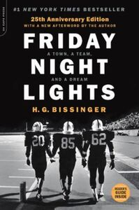 Friday Night Lights, 25th Anniversary Ed
