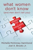 What Women Don't Know (and Men Don't Tel
