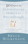 30 Days to Experiencing Spiritual Breakt