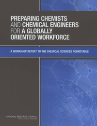 Preparing Chemists and Chemical Engineer