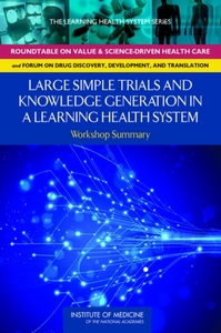 Large Simple Trials and Knowledge Genera