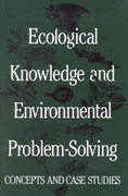 Ecological Knowledge and Environmental P
