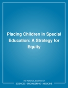 Placing Children in Special Education