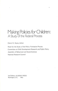Making Policies for Children