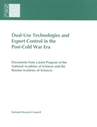 Dual-Use Technologies and Export Control