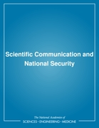 Scientific Communication and National Se