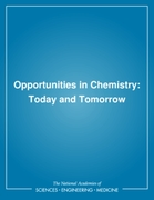Opportunities in Chemistry