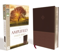 The Amplified Study Bible, Leathersoft,