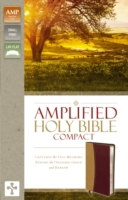 Amplified Holy Bible, Compact, Leatherso