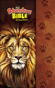 NIrV Adventure Bible for Early Readers,