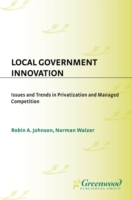 Local Government Innovation: Issues and