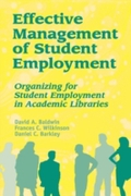 Effective Management of Student Employme