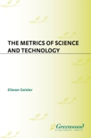 Metrics of Science and Technology, The