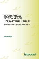 Biographical Dictionary of Literary Infl