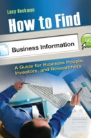 How to Find Business Information: A Guid
